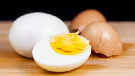 Cómo cocinar huevos cocidos