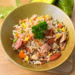 arroz frito cubano