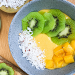 Smoothie bowl de mango